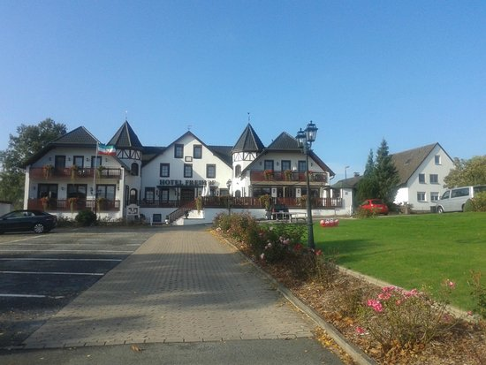 Hotel Freihof: Front