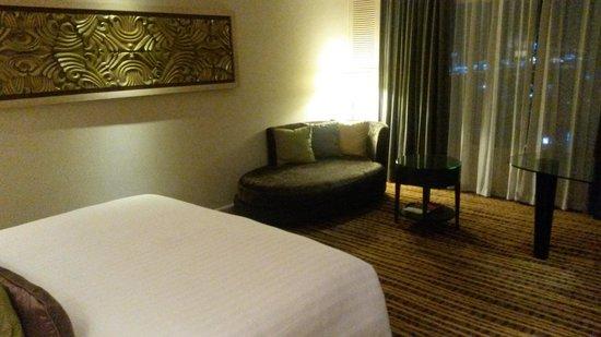 Amari Watergate Bangkok : deluxe room