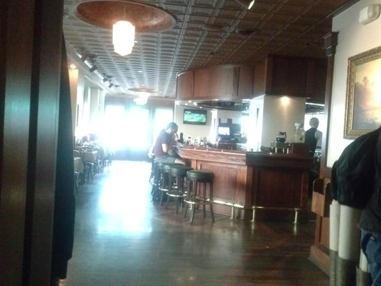 Ted's Montana Grill: Beautiful atmosphere