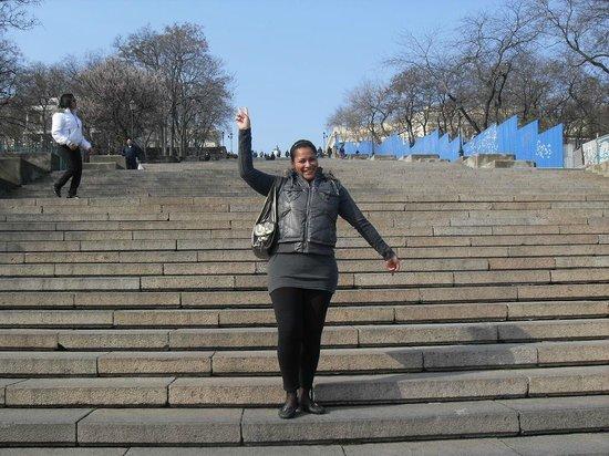 Potemkin Steps: Um passeio pelas ruas e escadarias de Odessa.