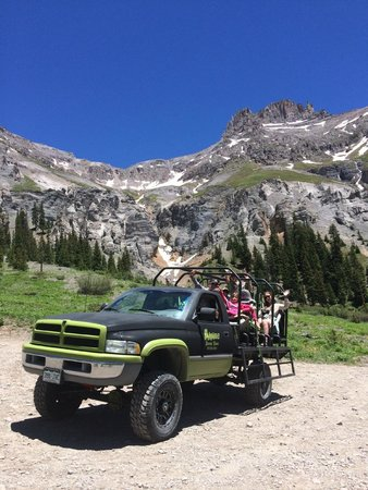 Alpine Scenic Jeep Tours