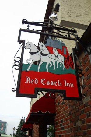 Red Coach Inn - Restaurant: Historic Red Coach Inn