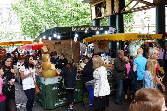 Borough Market in Southwark