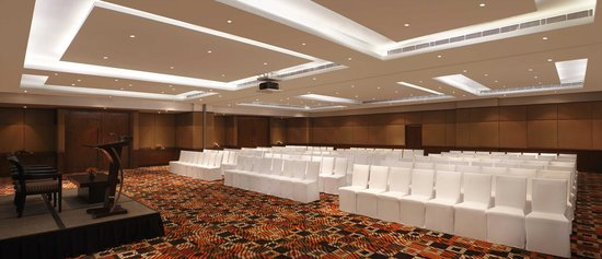 DoubleTree by Hilton Gurgaon-New Delhi NCR: Meeting Room