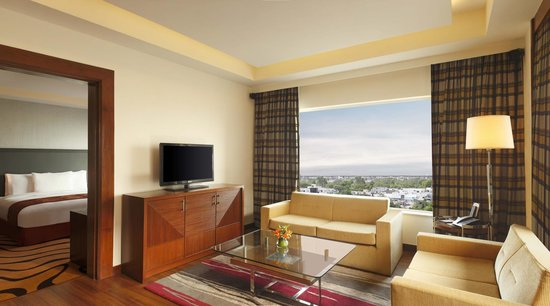 DoubleTree by Hilton Gurgaon-New Delhi NCR: Terrace Suite