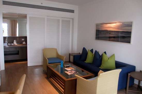 Hotel Paracas, A Luxury Collection Resort, Paracas: Living room