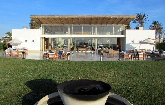Hotel Paracas, A Luxury Collection Resort, Paracas: Patio