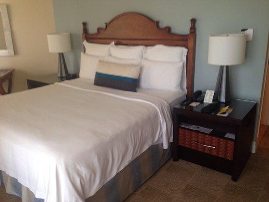 San Juan Marriott Resort & Stellaris Casino : Room