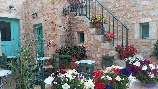 Ktima Karageorgoy : Areopolis town