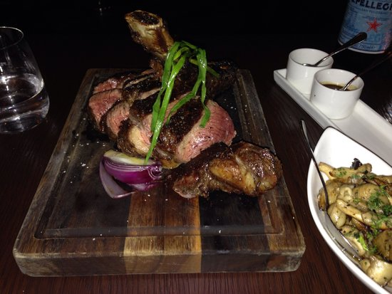 Bistecca Tuscan Steakhouse: Steak at Bistecca