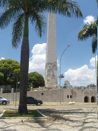 Parque do Ibirapuera: monumento próximo !