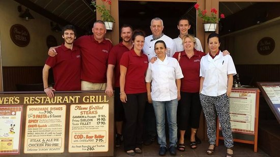 Olivers Restaurant: DREAM TEAM