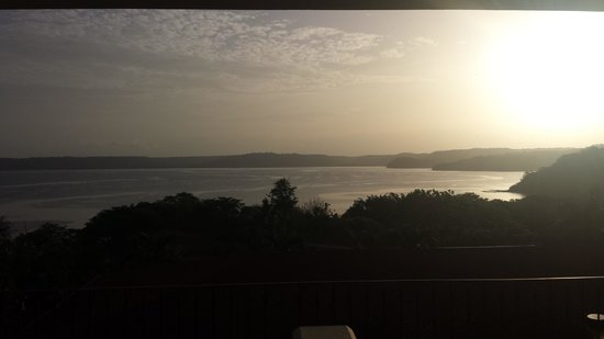 Occidental Papagayo - Adults only: Our view from our room.