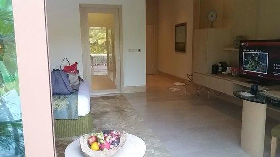 Resort World Sentosa - Beach Villas™ : View from patio