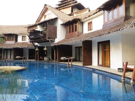 Villa Samadhi - By Samadhi : vista dalla camera 7