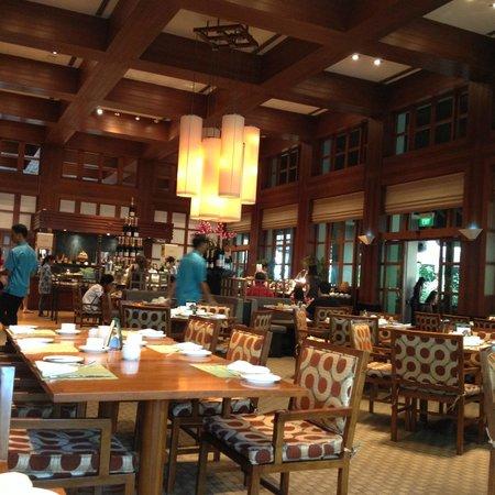 Sofitel Singapore Sentosa Resort & Spa: The Terrace