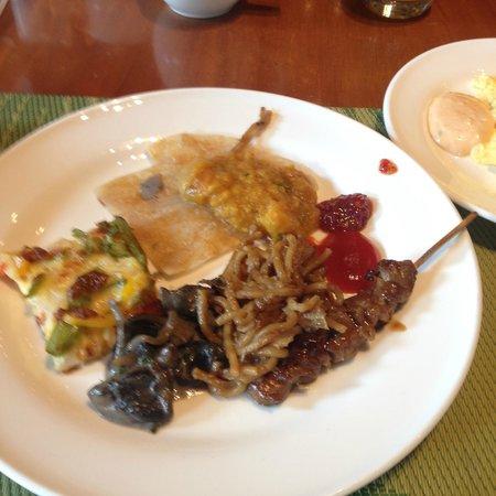 Sofitel Singapore Sentosa Resort & Spa: Breakfast