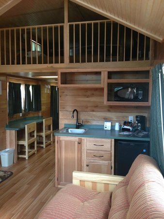 Richmond North / Kings Dominion KOA: All the creature comforts you could need during a couple nights away from home.
