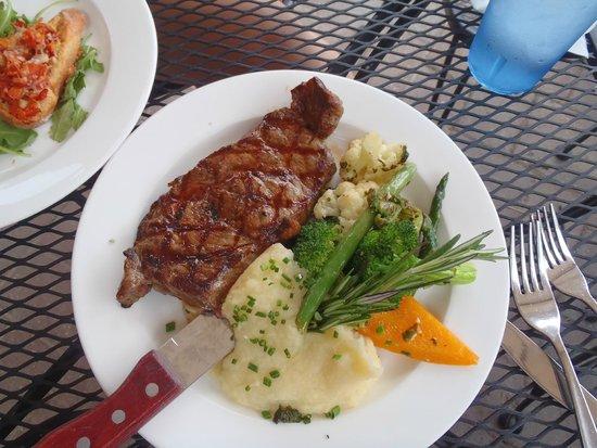 Copper Blues: Yummy Steak