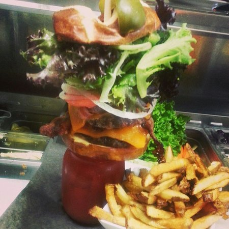 Bacon Double Cheese Caesar Part Of The Caesarsthateatlikeameal Line Up Picture Of Cilantro
