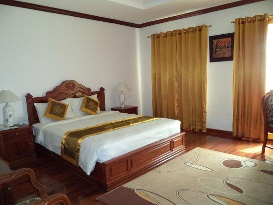 Golden Rice Hotel Hanoi: our room