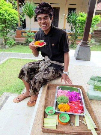 Ketut's Bali Cooking Class: The Chef.