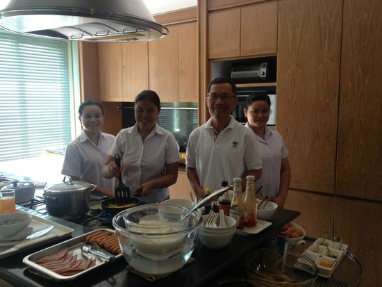 Babylon Bangkok: merci pour vos petits déjeuners inoubliables