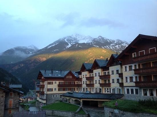 Hotel Vedig: Utsikt fra rommet om kvelden