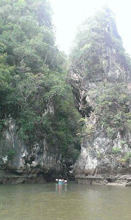Ao Thalane : kayaking