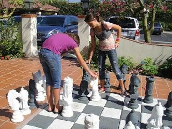 The Gardens of the World : Chess Set