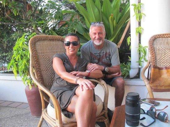 Zanzibar Serena Hotel: ora del the