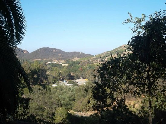 Malibu Family Wines: Gorgeous views from our seats