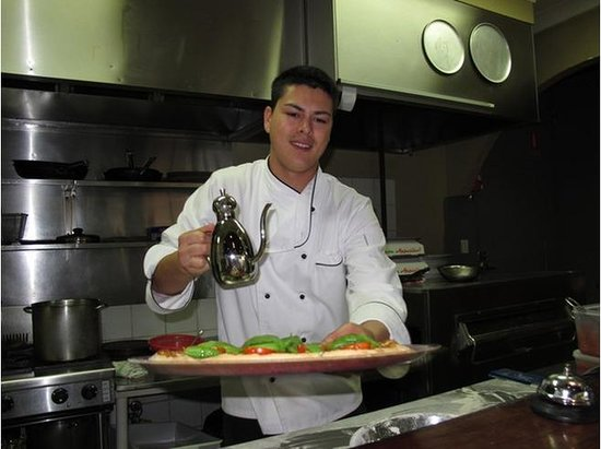 Mezza Via Italian Cuisine Very Efificient And Talented Chef Of