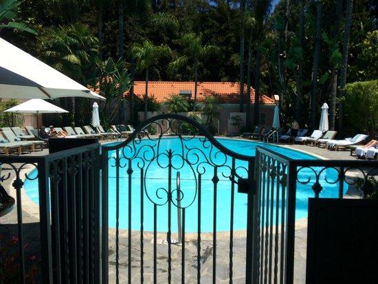 Hotel Bel-Air: pool