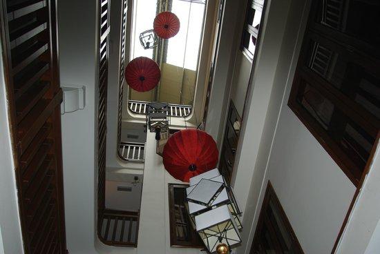 ANGGUN BOUTIQUE HOTEL : Hotel