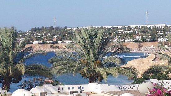Domina Coral Bay Sultan: vista dalla camera