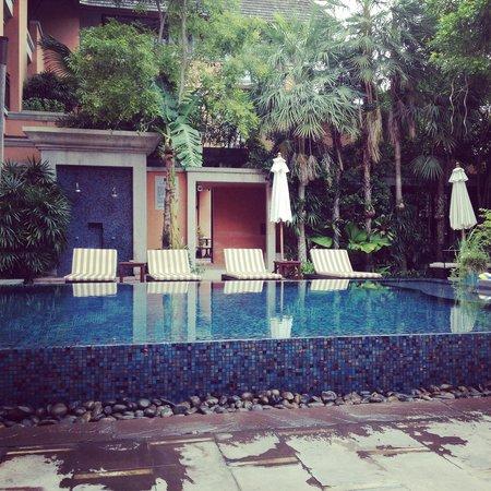 Mercure Samui Chaweng Tana Hotel : Hotel pool