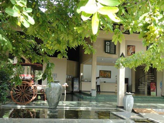 Kassapa Lions Rock: Reception area