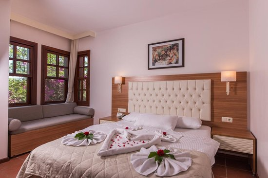 Suncity Hotel & Beach Club : Bedroom