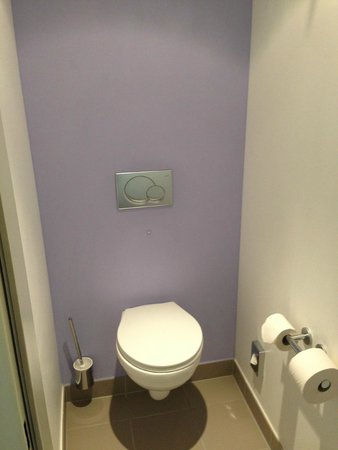 Novotel Wien City: Toilet