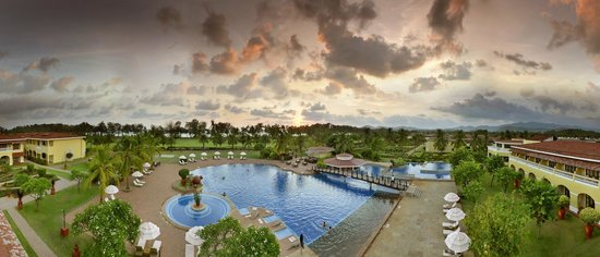The LaLiT Golf & Spa Resort Goa