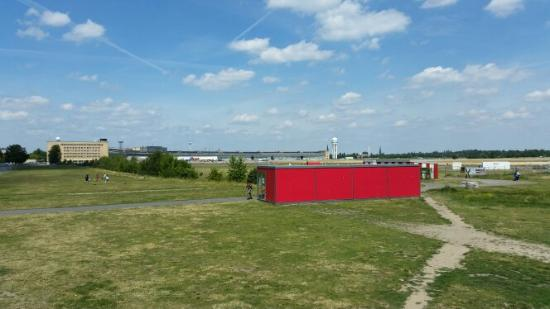Photo of Tempelhofer Park taken with TripAdvisor City Guides