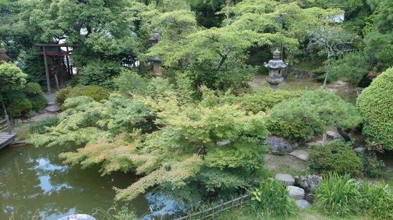Nantenen: 庭園の一部