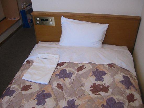 Hotel Ekimae : ベッドルーム