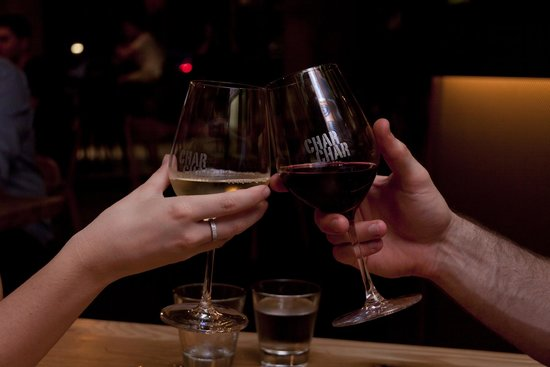 Char Char Bar & Grill: Cheers