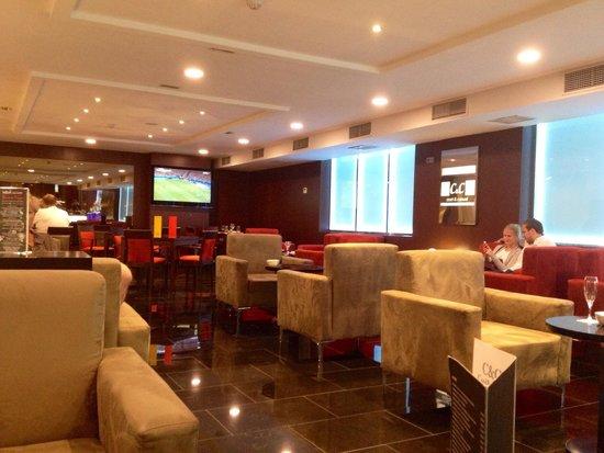 Melia Alicante: Hotel bar