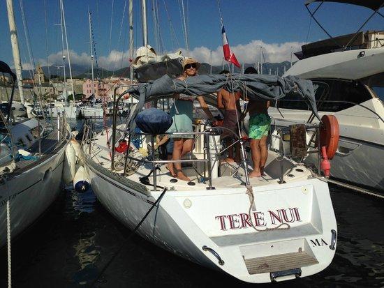 Shaka Sailing : Tere Nui the family boat