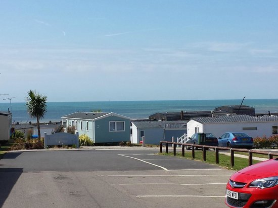 Combe Haven Holiday Park - Haven: view from the caravan