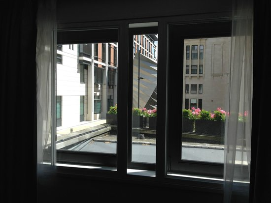 Club Quarters Hotel, St. Paul's : View