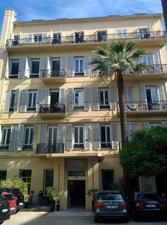 Hotel La Villa Nice Promenade : Hotel